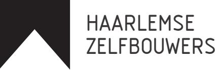 Zelfbouw, Haarlem, zelfbouwers