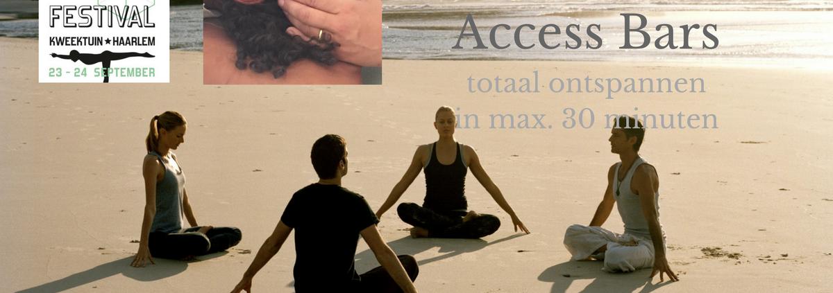 Yogafestival, Access, Bars